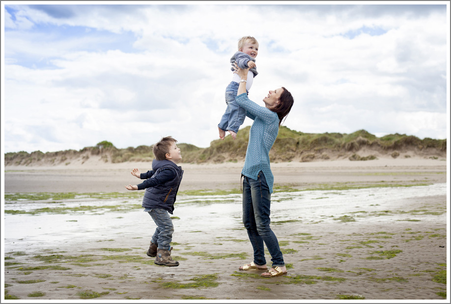 Modern family photography Ireland